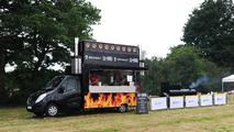 Renault Master DJ BBQ Catertainment' Van