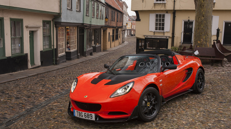 Lotus Elise Cup 250 unveiled with 243 hp