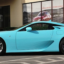 Classified of the Week: Baby Blue, $1.14M Lexus LFA