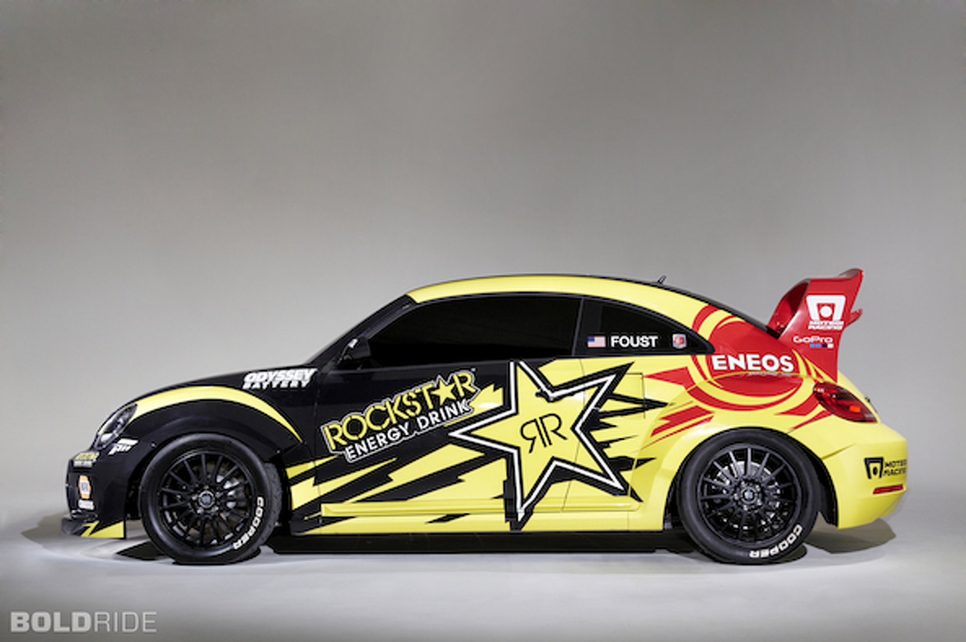 Volkswagen Beetle GRC is a 560-HP, AWD Rally Monster