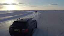 Bentley Bentayga latest teaser video shows winter testing