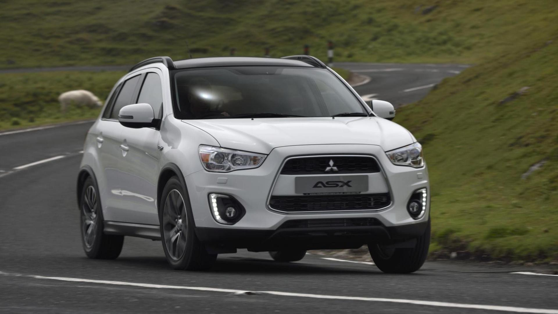Mitsubishi ASX gains a new turbodiesel engine in the U.K.