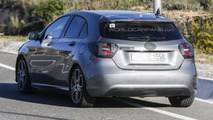 Facelifted Mercedes A45 AMG to get a power boost