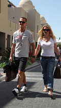 Manager says Schumacher condition 'improving'