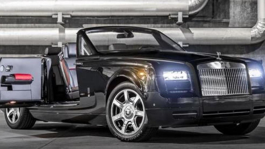 Rolls-Royce introduces Phantom Drophead Coupe Nighthawk in North America