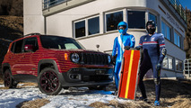 Italia Customs rhabille le Jeep Renegade