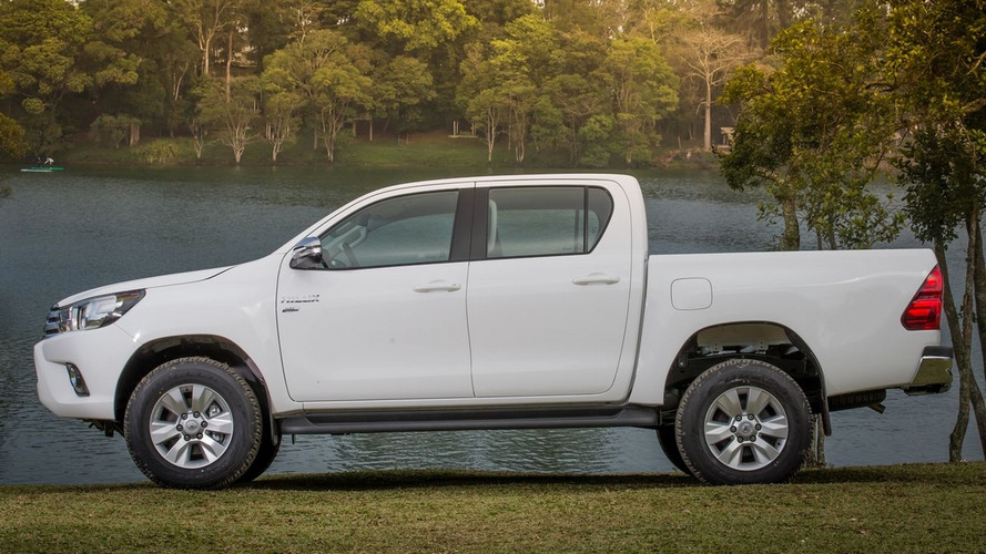 Toyota emplaca Hilux e Etios na liderança de vendas da Argentina em novembro