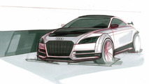 2015 Audi TT-RS could have 380 HP - report