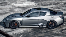 Mazda RX-8 with Lamborghini aspirations