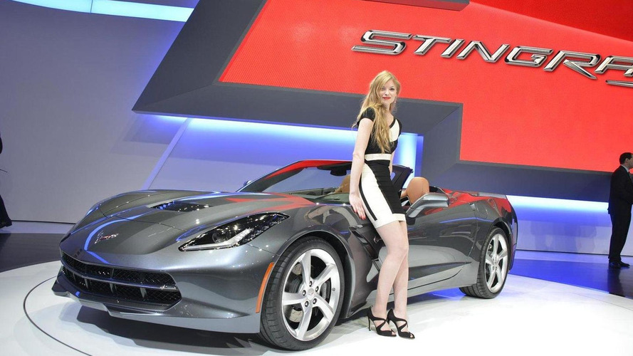 First 2014 Chevrolet Corvette Stingray Convertible grabs 1M USD at auction