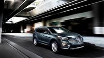 Three-row 2013 Hyundai Santa Fe priced at 28,350 USD