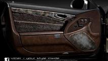 Mercedes-Benz SL custom interior by Vilner 28.03.2013