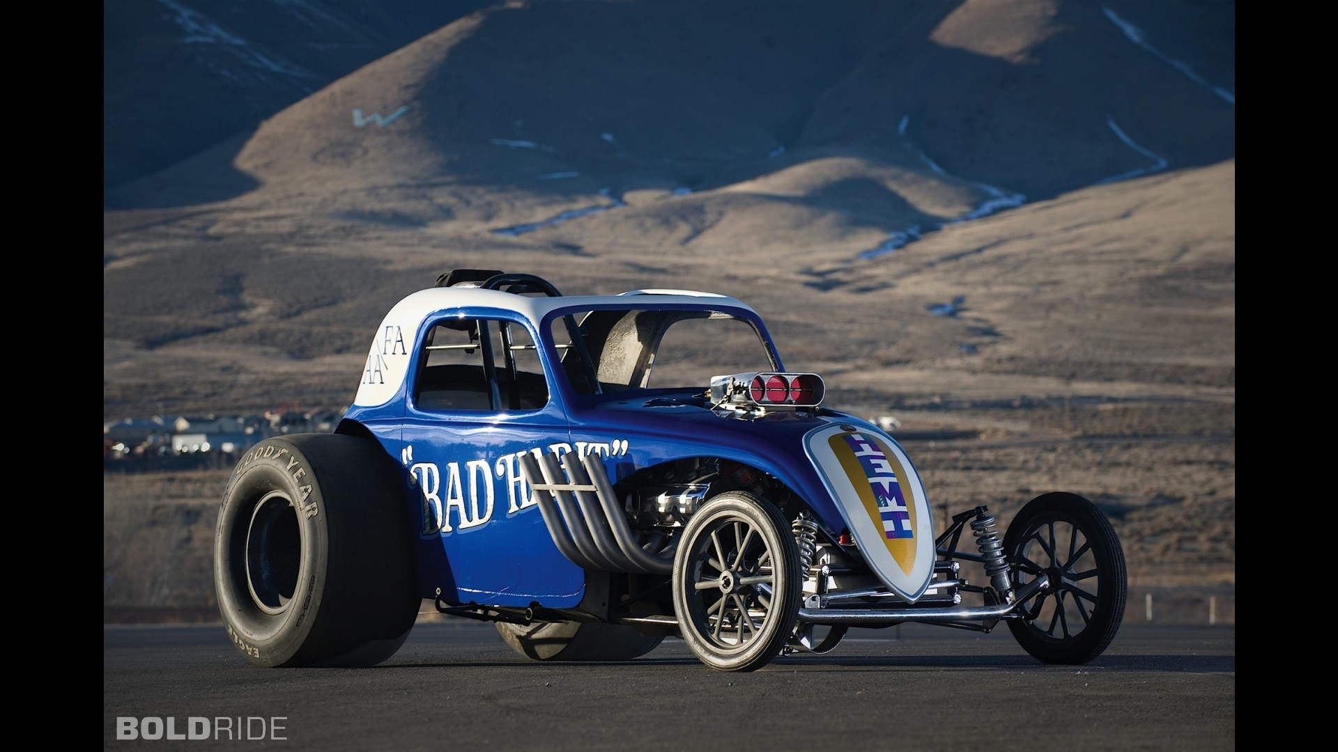 Fiat Topolino Bad Habit Fuel Altered