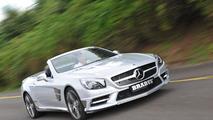 Brabus tunes the 2013 Mercedes SL-Class