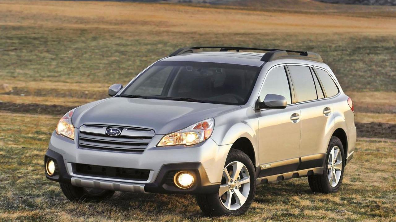 2013 Subaru Outback 29.3.2012