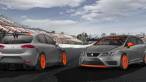 SEAT Leon Super Copa and SEAT Ibiza SC Trophy