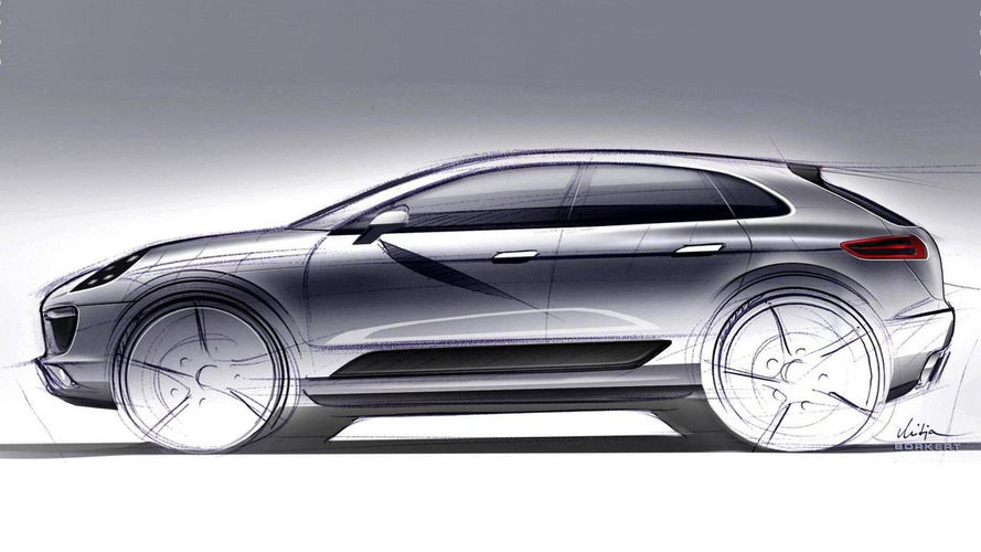 Porsche reportedly planning smaller crossover to slot below Macan