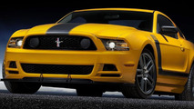 2013 Ford Mustang Boss 302 - 15.11.2011