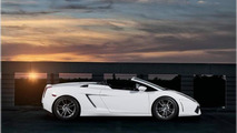 Lamborghini Gallardo Spyder with ADV.1 wheels, 1024, 23.12.2011