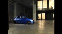 Pogea Racing Fiat 500 Abarth Blue Wonder