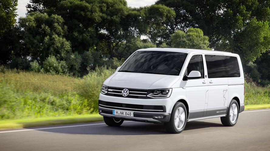 VW Multivan PanAmericana makes debut at IAA