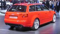 Audi RS 4 Quattro Avant and Cabrio Pricing Announced (UK)