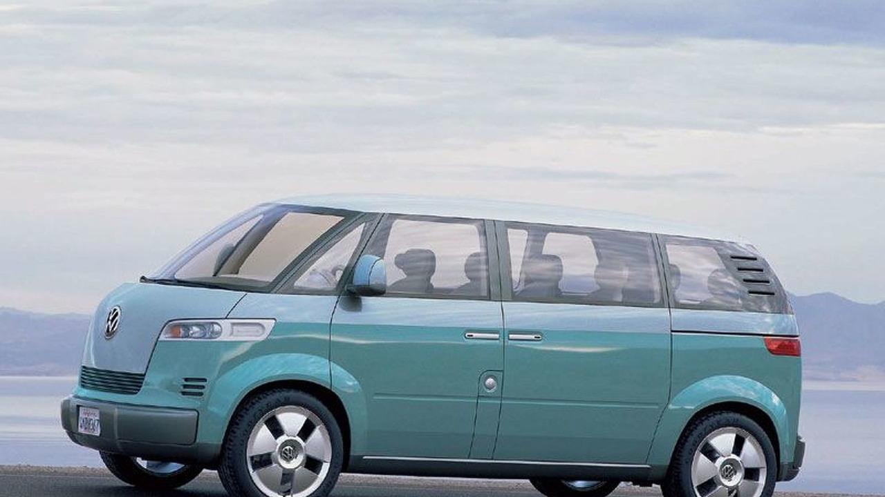 VW Microbus concept