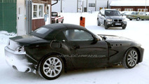 SPY PHOTOS: New BMW Roadster