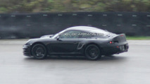 2011 Porsche 998 generation 911 spy photos