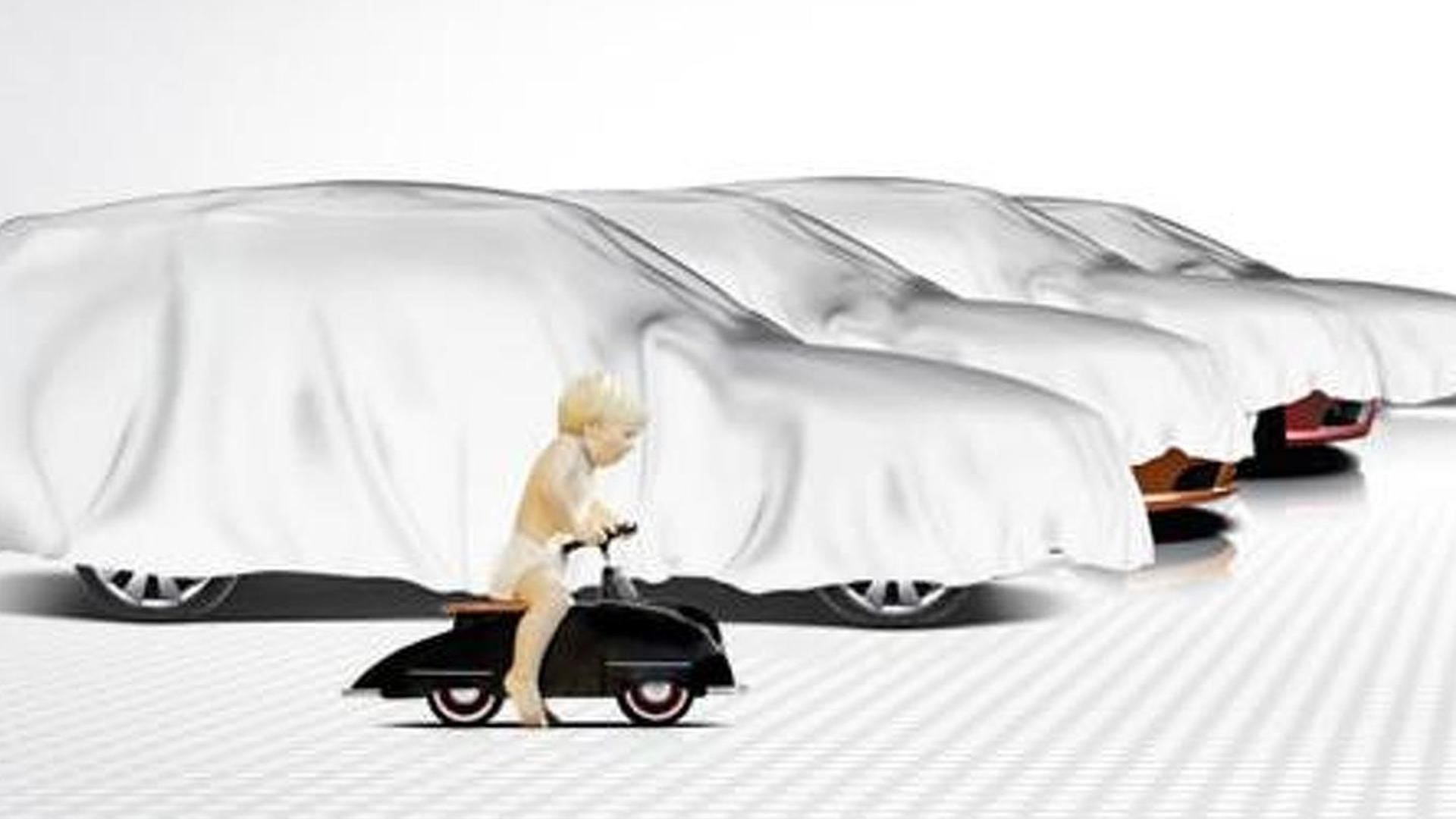 Saab concept teased for Geneva debut