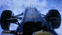F-duct a factor in Webber's crash? - report