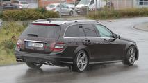 2012 Mercedes C63 AMG Estate 10.19.2010