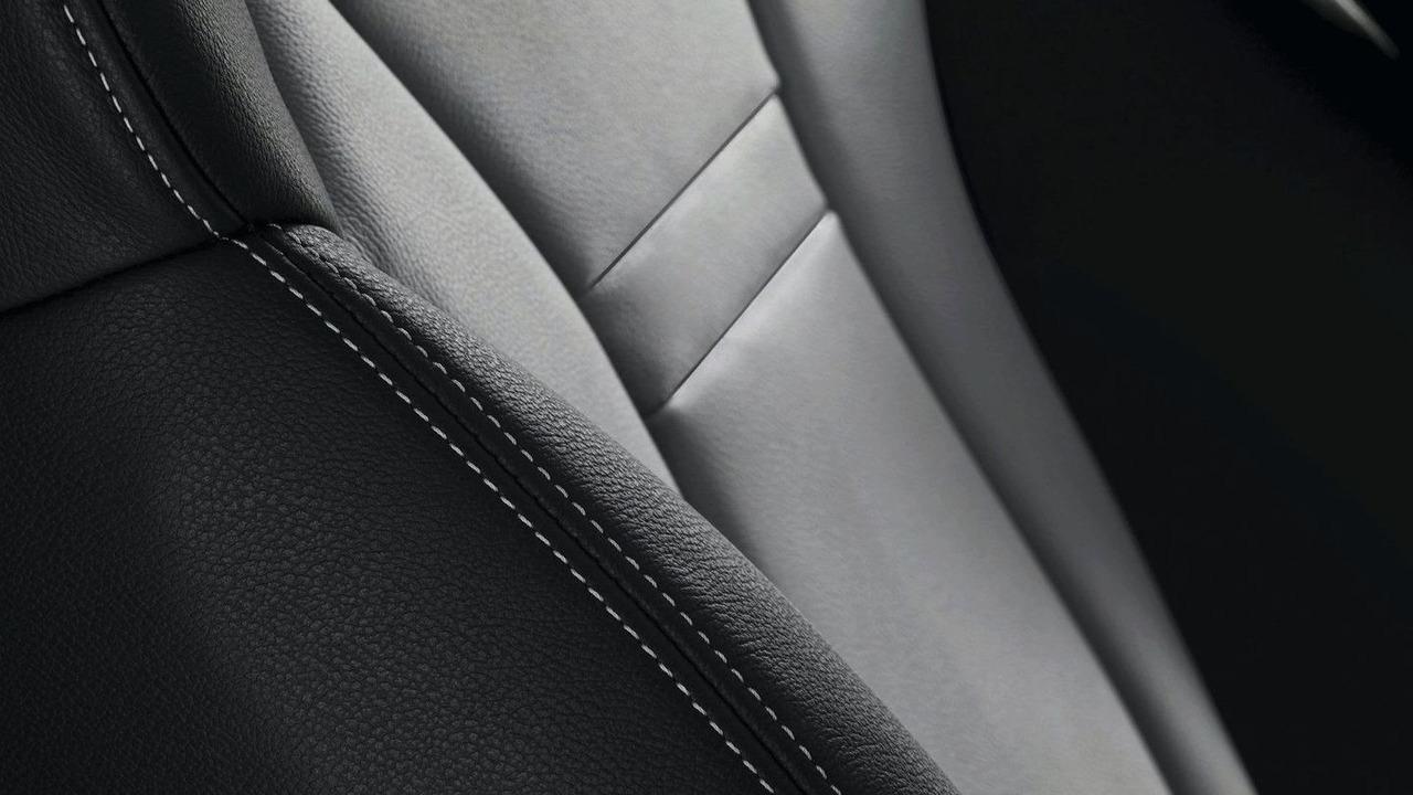 Audi A1 seat teaser photo - 22.01.2010