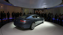 Aston Martin Rapide Production Version Officially Revealed in Detail at Frankfurt