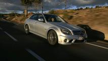 Mercedes C 63 AMG Test Drive