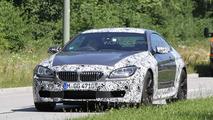 2012 BMW M6 Coupe spy photo - 18.7.2011