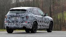 2017 BMW X3 M40i spy photo
