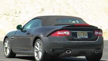 2013 Jaguar XE mule spied 12.07.2011