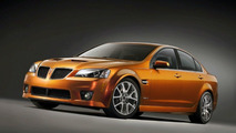 Pontiac G8 GXP To Debut At New York Auto Show