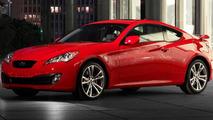 Hyundai Genesis Coupe 3.8 R-Spec announced fro 2011