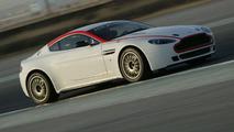 Aston Martin Racing 2009 specification Vantage GT4