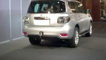 2010 Nissan Patrol leaked photos