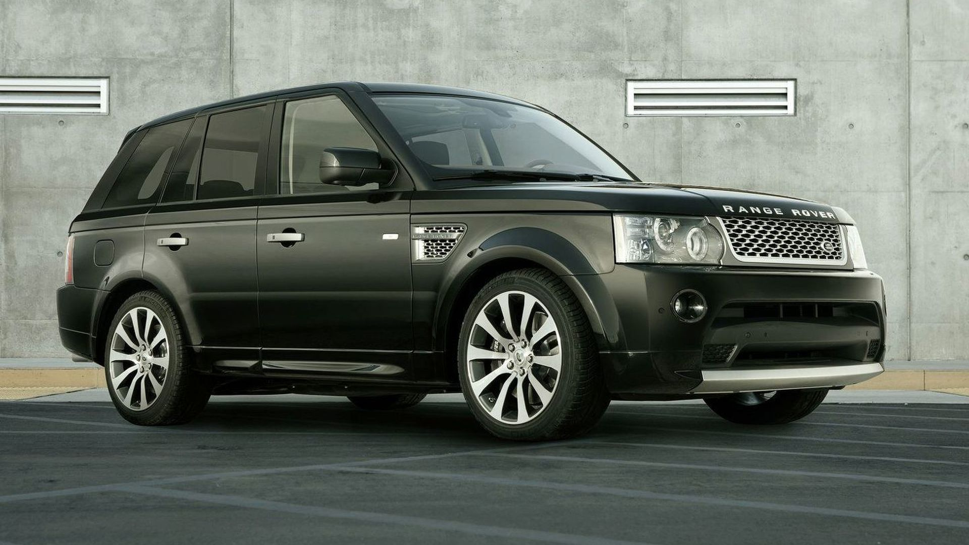 Range Rover Autobiography 2010 >> 2010 Range Rover Sport Autobiography Limited Edition North American Debut