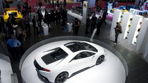 Lotus Esprit on track for production