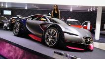 Citroen SURVOLT Concept Wows Geneva