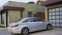 2011 Hyundai Sonata 2.0T Announced - Twin-Scroll Turbocharger and Direct Injection