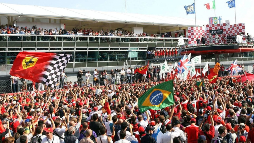 Monza worried Rome to take place on F1 calendar