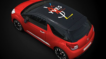 Citroen DS3 Receives Makeover by Yves Saint Laurent