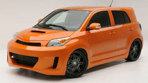 Scion Kogi xD Mobile Kitchen by MV Designs for SEMA