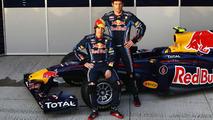 New Red Bull RB6 'an evolution' - Vettel